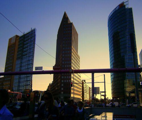home skyscraper city