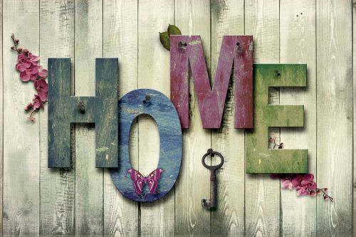 home at home decoration