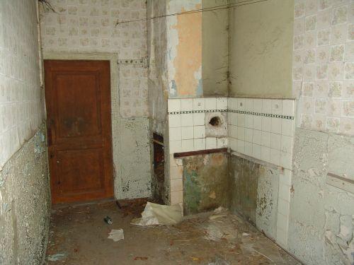 home crash renovation