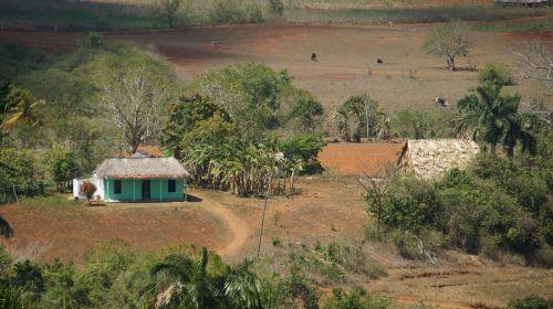 home landscape cuba