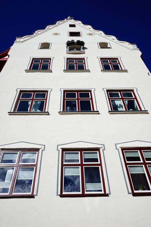home facade ulm