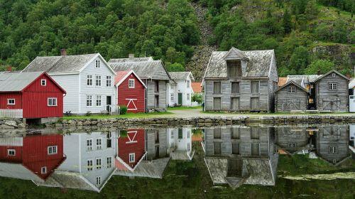 home lake mirroring