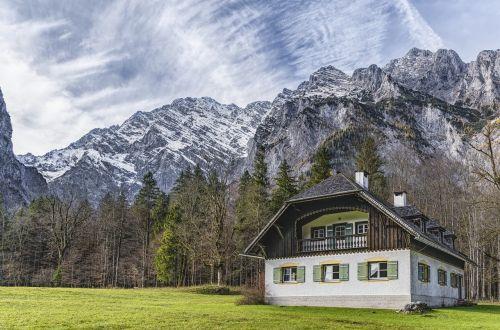 home hut saint bartholomä