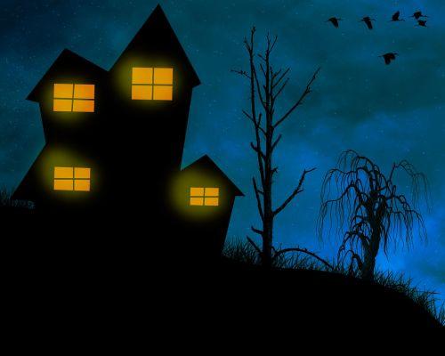 home night creepy