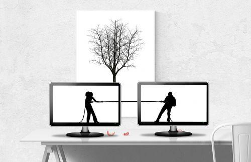home divorce relationship