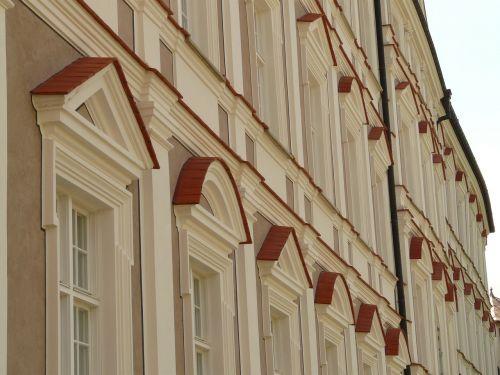 home facade window