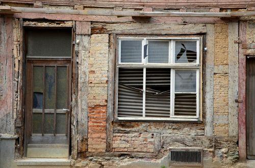 home demolition old