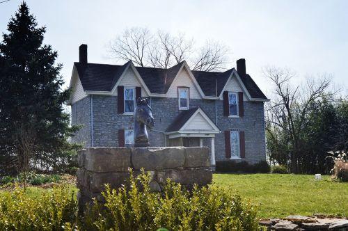 home kentucky haunted house