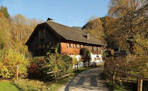 home farmhouse nature