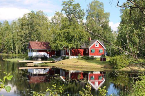 home lake sweden