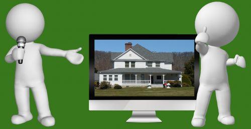 home tv monitor