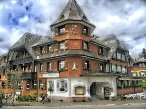 home hotel black forest
