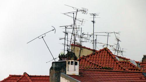 home building antennas