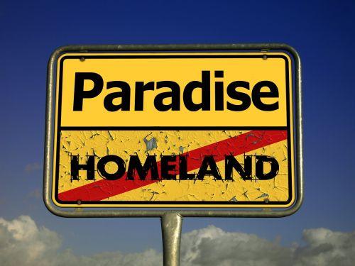 home paradise refugee