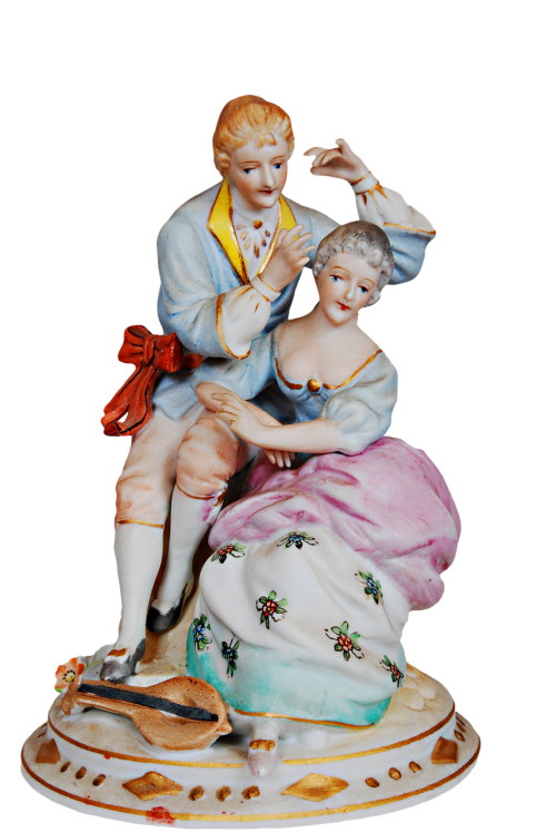 home décor figurine china