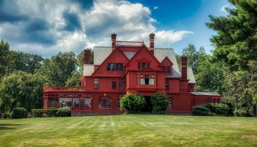home of thomas edison  inventor  landmark