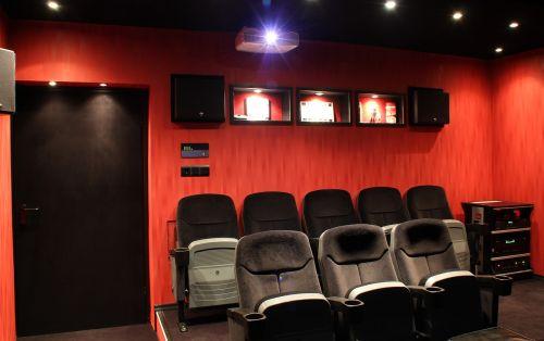 home theater film cinema chair