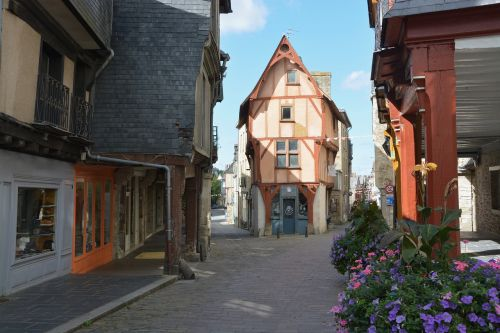 home timber-framed tourist town vitreous