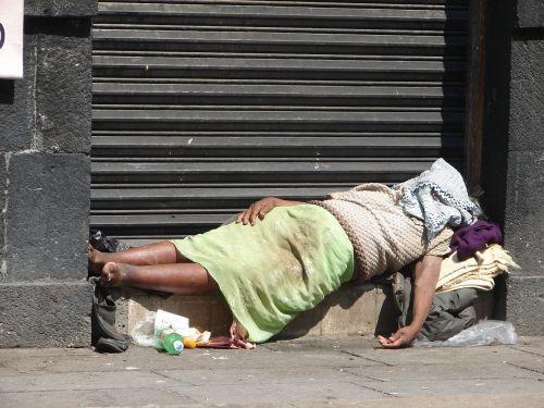 homeless mexico city mexico