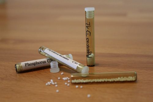 homeopathy globuli tube
