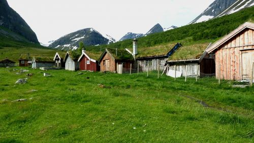 homes cottages norway
