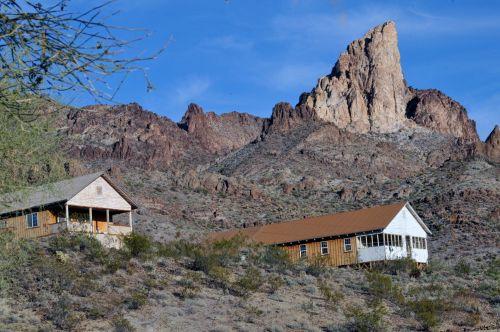 Homes In Desert Mountains