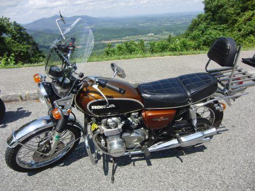 honda motorcycle cb500