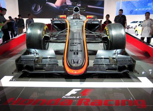 honda formula 1 racing car
