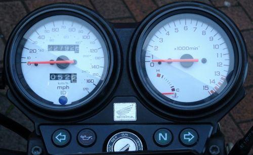 Honda CB600 Speedometer