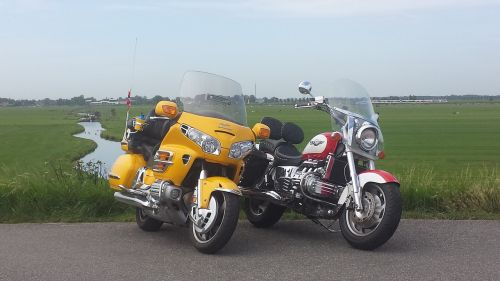 honda goldwing gl1800 honda valkery f6 netherlands