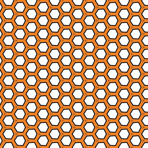 honeycomb honeycomb pattern pattern