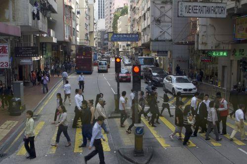 hong kong street view stream