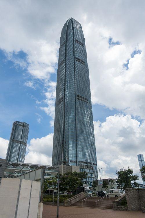 hong kong financial center highrise