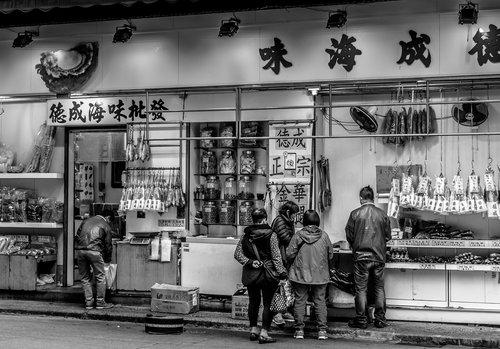 hong kong  city  architecture