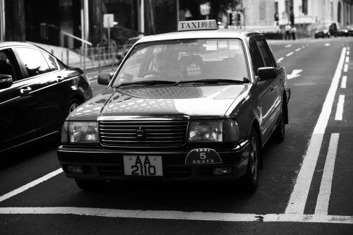hong kong junction taxis