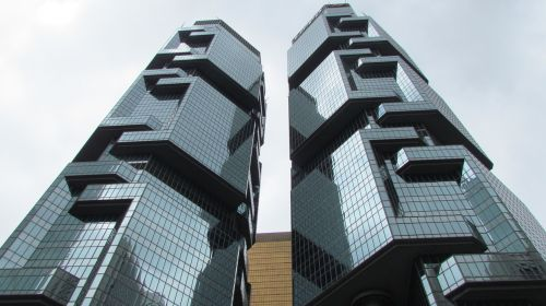 hong kong building central
