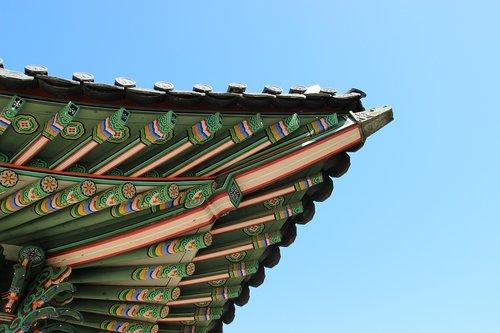 hong yu-ling  traditional building  republic of korea