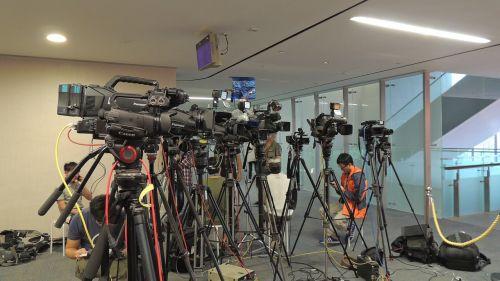 hongkong media camera