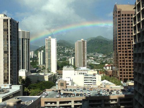 honolulu office rainbow