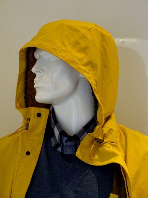 Hooded Anorak Mannequin