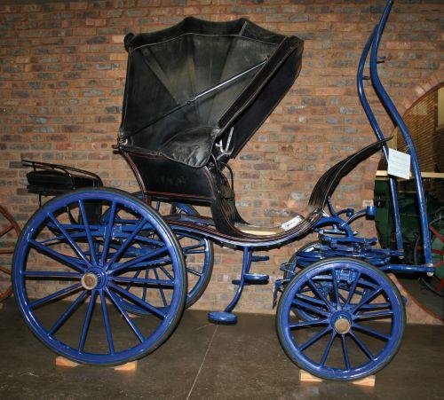 Hooded Cart