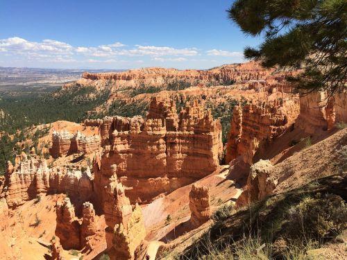 hoodoos bryce canyon bryce