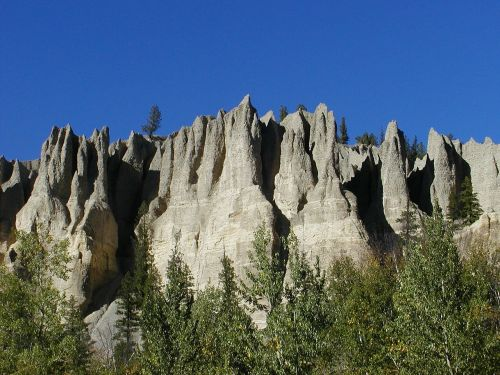 hoodoos landform erosion