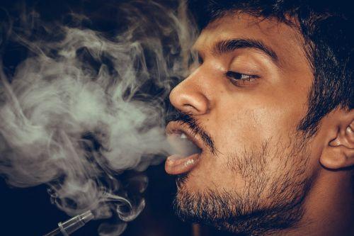 hookah smoke cigarette