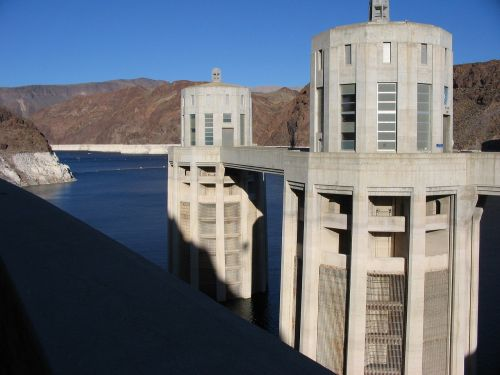 hoover dam dam hydroelectric