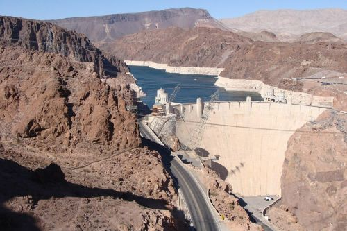 hoover dam nevada west