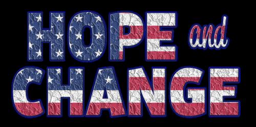 hope change flag