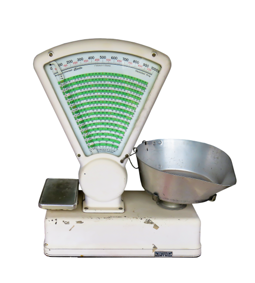 horizontal kitchen utensil kitchen scale