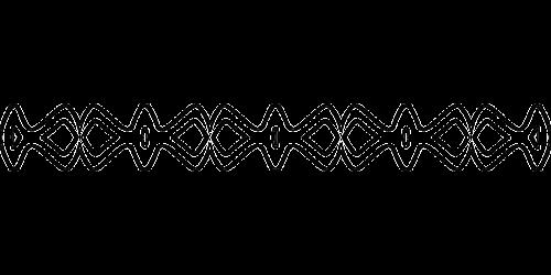 horizontal border separator