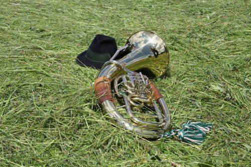 horn tuba music